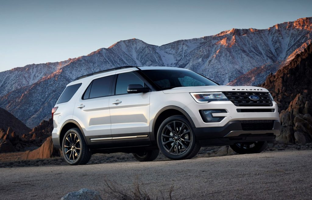 2017 Ford Explorer Hoover