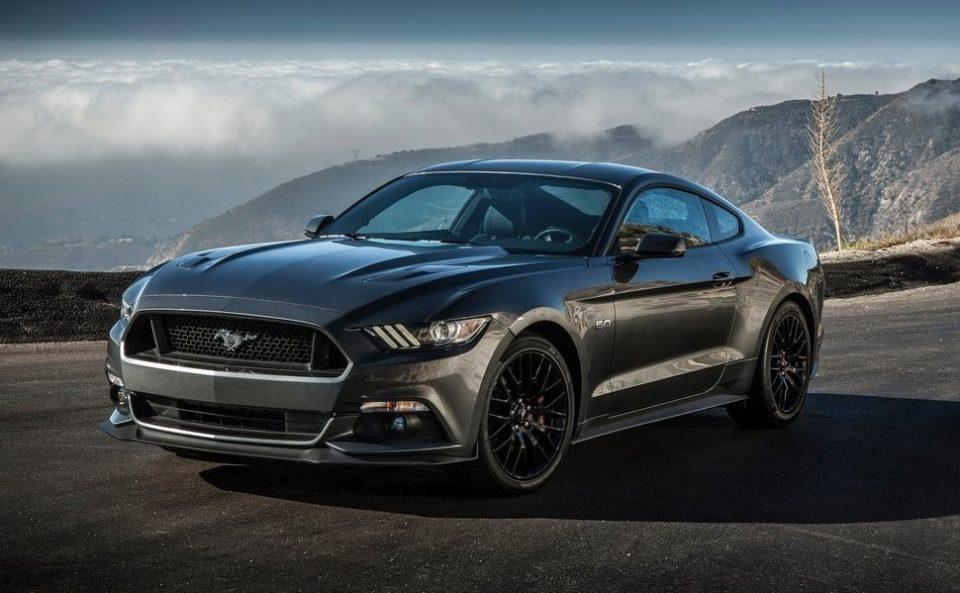 Mustang Alabama