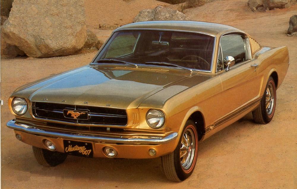Mustang Hoover