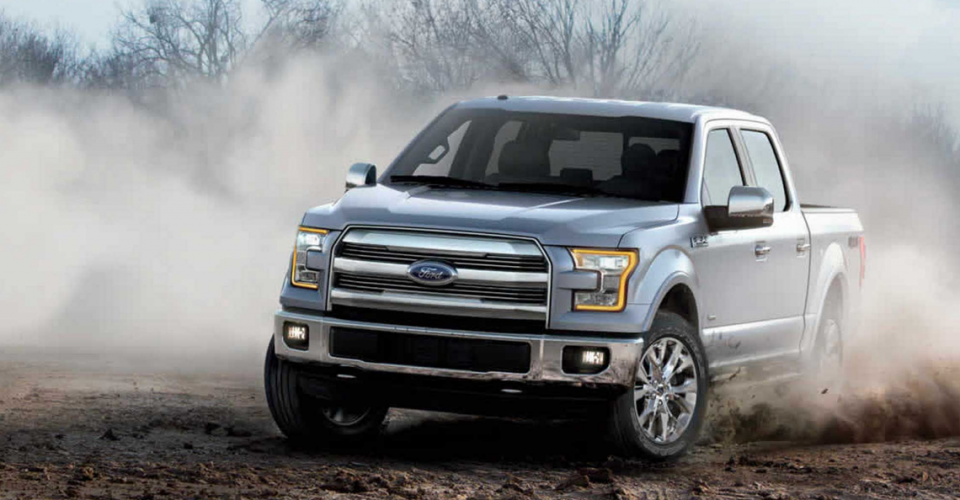 2017 Ford F-series