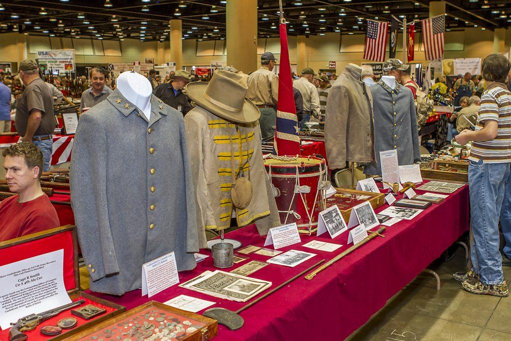 Alabama Gun Collector's Spring Gun Show Hoover