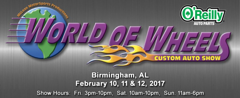 World of Wheels Birmingham