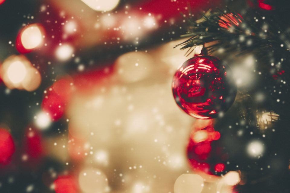 Christmas Tree Lighting Galleria