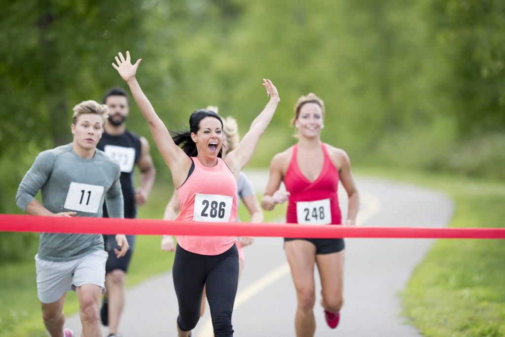 Hoover-area 5k races