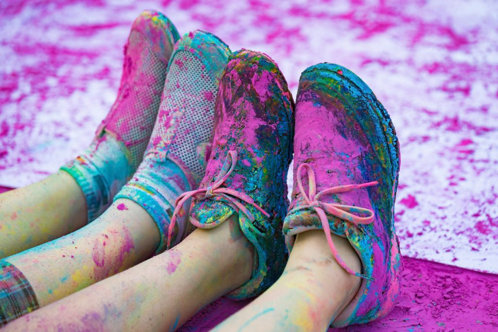 Breast Cancer Color Run