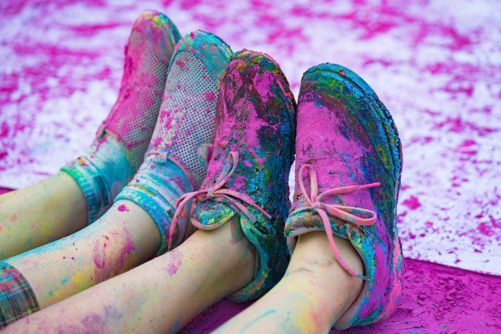 Breast Cancer Color Run