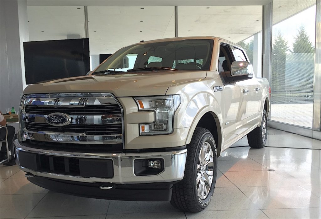 F-150 Hoover